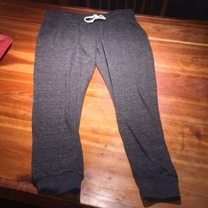Alternative Apparel Burnout Terry Pants